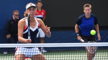 Elise Mertens verovert dubbeltitel in Guangzhou - Pavlyuchenkova en Wozniacki komen elkaar tegen in de finale Tokio