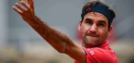Federer verslaat Cilic voor plek in derde ronde Roland Garros
