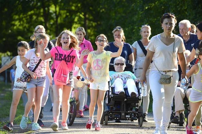 De wandelvierdaagse wordt volgend jaar in de week na Pinksteren gehouden.