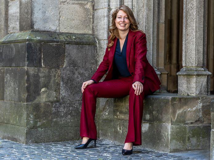 Mirthe Biemans wil lijsstrekker worden voor de PvdA in Utrecht