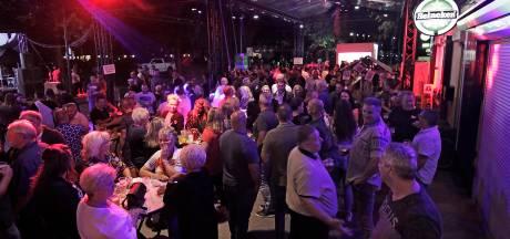 Weer een feestweekend bij 't Berghje tijdens Osse kermis