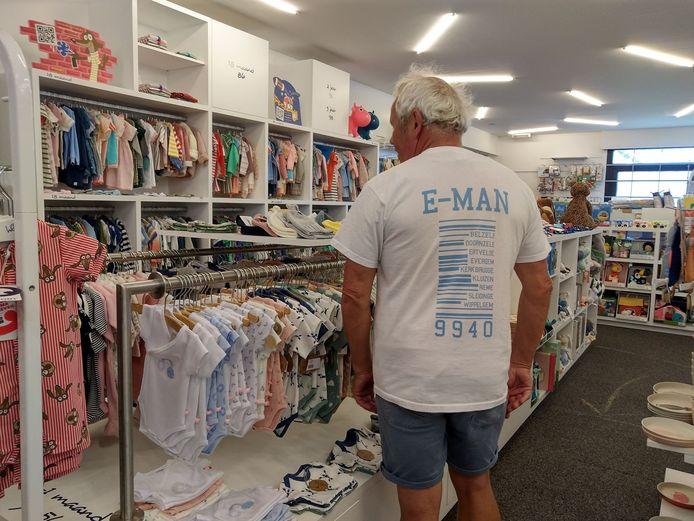 Met de E-bon kan je terecht in 200 handelszaken in Evergem en de deelgemeenten.