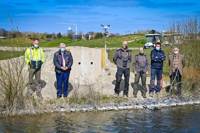 De gemeente Koksijde werkt samen met de natuurwerkgroep De Kerkuil.