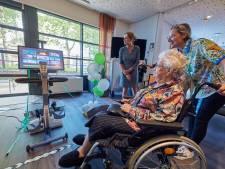 Fietsen en blik werpen nu mogelijk op nieuwe spelcomputer in Heelwijk