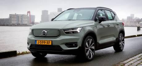 Volvo: alleen nog volledig elektrische auto's