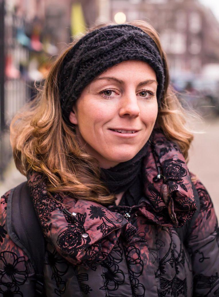 Saskia Nivard (33) Beeld Eva Plevier