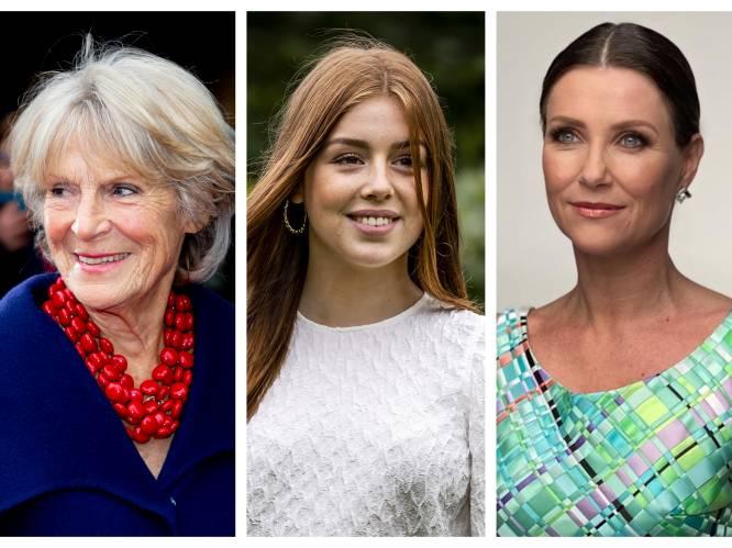 Niet alleen prinses Alexia maakt het bont: ook deze royals hebben last van het 'prins-Harry-syndroom'