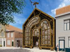Nieuw plan voor leegstaande Kunstkerk, met minder horeca