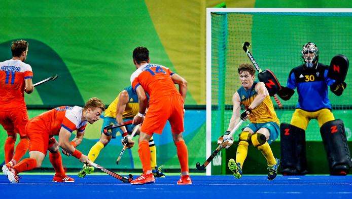 Mink van der Weerden haalt verwoestend uit tijdens de Olympische Spelen van Rio in 2016. Van der Weerden is een van de vele protegés van Toon Siepman.