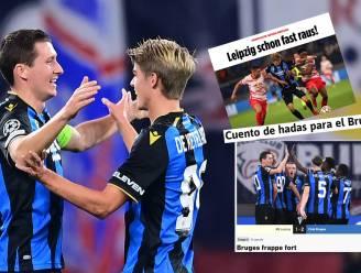 """Buitenlandse lof voor Club """"dat mag dromen"""" én Vanaken: """"Ongelofelijk dat die nog in Brugge speelt"""""""