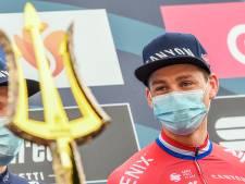 Mathieu van der Poel remporte la 3e étape devant Wout van Aert, qui reste leader