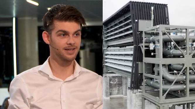 """Onze wetenschapsexpert heeft grote bedenkingen bij fabriek in IJsland: """"Dit zal de klimaatopwarming niet tegengaan"""""""