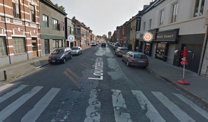 Het ongeval vond plaats in de Lourdesstraat in juni 2018.