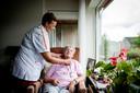 Ouderenzorg is ook een bron van zorg.