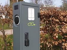 Primeur voor e-rijders in Bossche wijk Haverleij