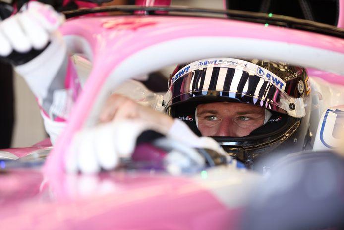 Nico Hülkenberg vervangt deze en volgende week de door corona gevelde Sergio Pérez.