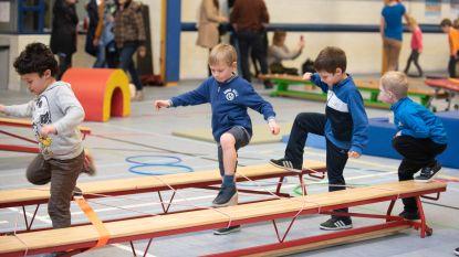 Nu inschrijven voor gratis sportkampen voor peuters, kleuters en kinderen van lagere school