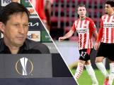 Schmidt gelooft nog in kansen PSV: We zijn altijd in staat iets speciaals te doen
