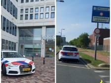 Bijzondere opdracht voor Verkeerspolitie Rotterdam: spoedtransport van hart-longmachine