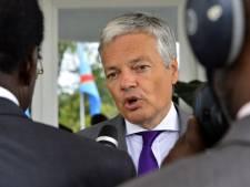 "Reynders demande une ""totale coopération"" de Damas"