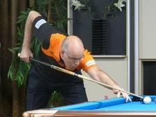 Eindhovenaar Eijmberts met Nederlands team in finale EK poolbiljart