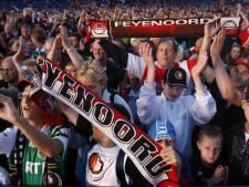 Rome bewaakt bruggen tegen Feyenoord-supporters