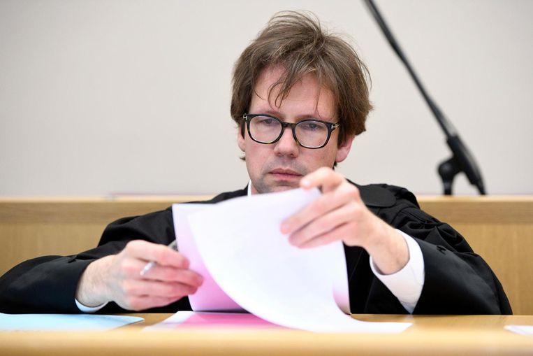 Raadsman van Roger Vangheluwe, Joris Van Cauter. Beeld Belga
