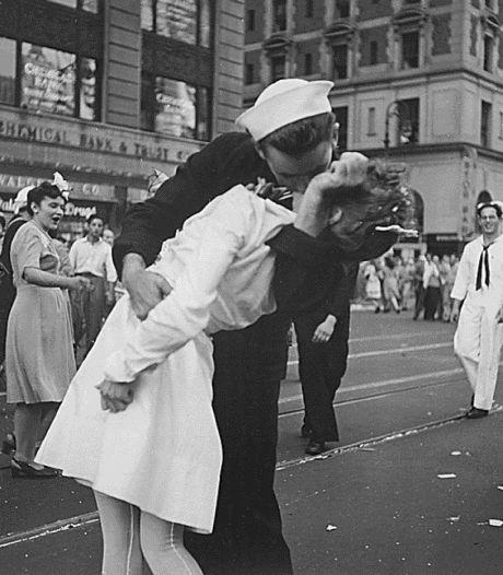 Le marin du baiser de Times Square est mort