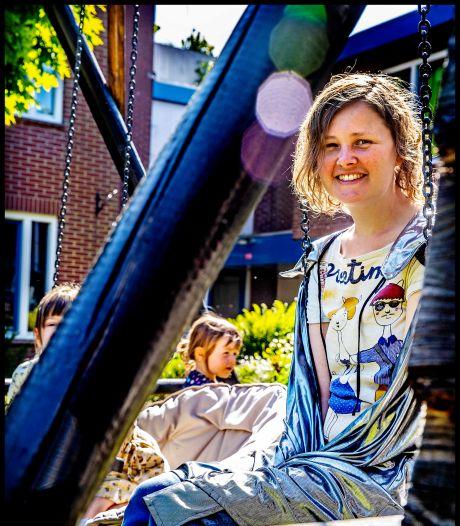 Gerda (35) schreef boek over overleden bewoner Utrechtse woongroep die leefde van de zon: 'Een extreem verhaal'