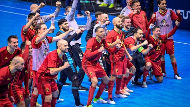 Football Talk. België zet in kwalificaties EK futsal groepsleider Italië opzij - Club Brugge informeert naar Balikwisha