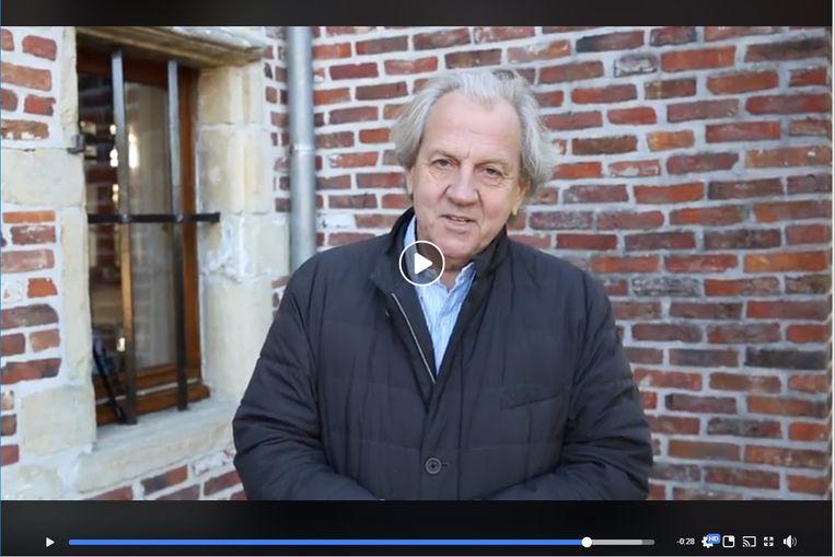 SamenVoorKruibeke heeft acteur Hubert Damen, beter bekend als Witse, kunnen strikken om in een video op Facebook stemadvies te geven voor de partij.