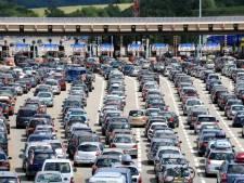 Frankrijk neemt afscheid van zijn tolpoorten