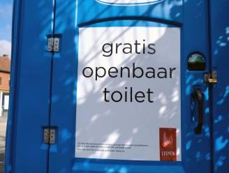 """Nood aan publieke toiletten groter sinds corona: """"Wandelaars vinden nergens toegankelijk toilet"""""""