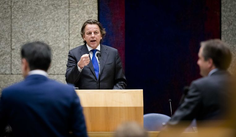 Nederlands minister van Buitenlandse Zaken Bert Koenders. Beeld ANP