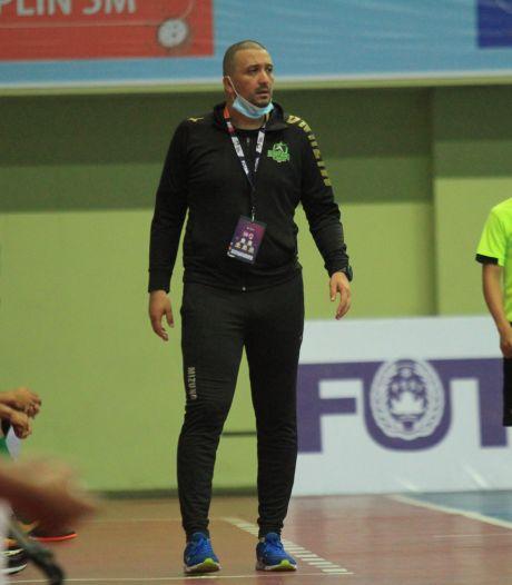 Tweede landstitel gaat aan neus van Thoolse trainer Hicham Benhammou voorbij