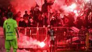 Fan krijgt stadionverbod na weggooien bekertje: Eendracht-supporters blijven weg van de match