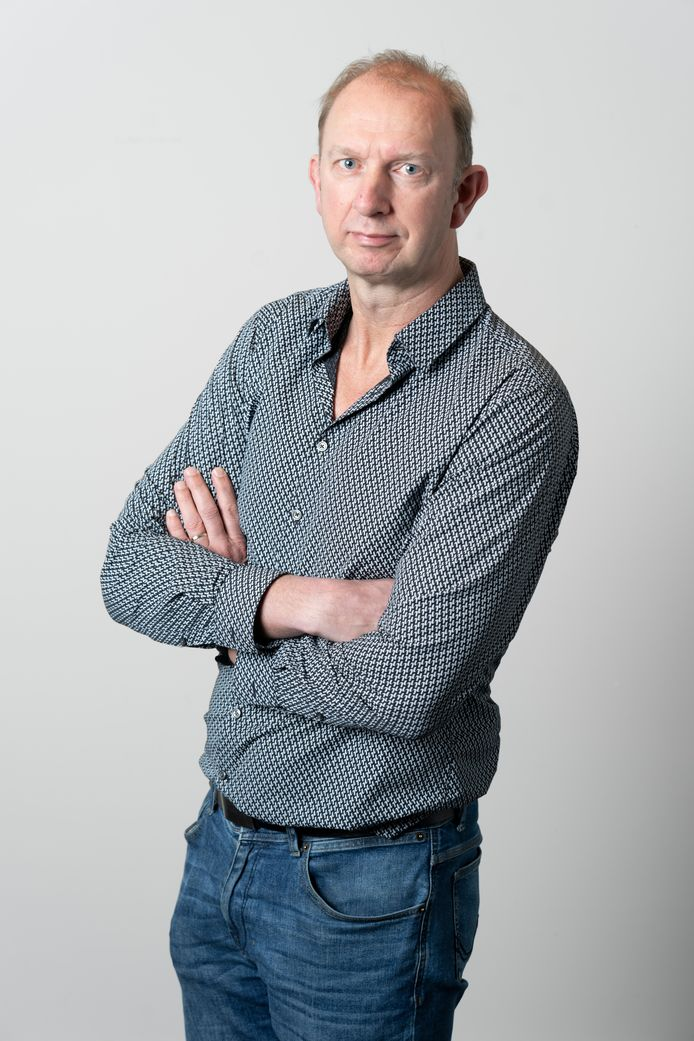 René van der Lee. Foto Marc Bolsius