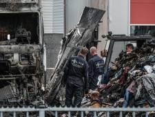 Ruzie tussen vier verdachten van in brand steken truck waarin chauffeur Jos lag te slapen