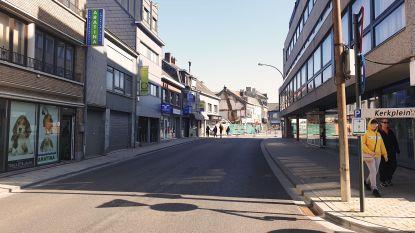 Eén rijstrook in Nieuwstraat wordt woensdag tijdlang afgesloten