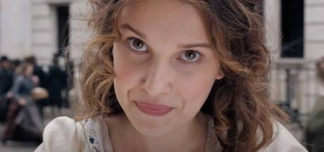 Het trucje van Stranger Things-ster Millie is in haar nieuwe film snel saai