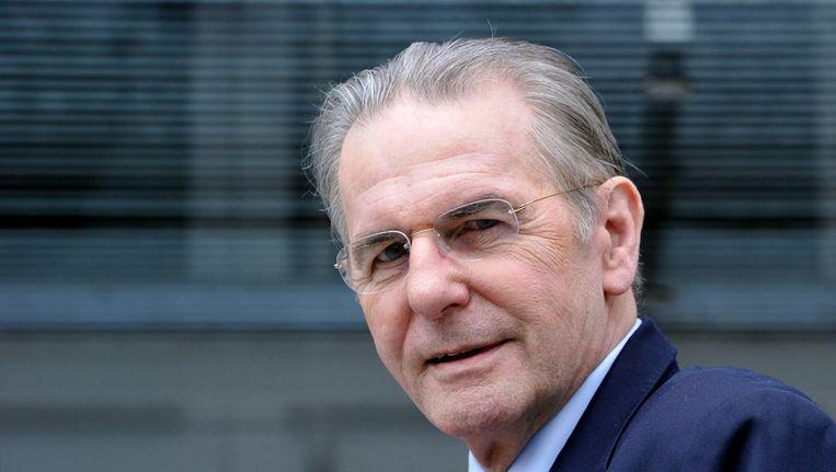 Jacques Rogge.