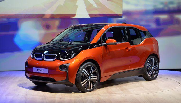 BMW lanceerde de i3 in 2013, maar de verkoop viel tegen.