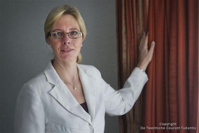 Statenlid Jeanet Nijhof is de nummer twee voor de PVV bij de raadsverkiezingen in Hengelo.