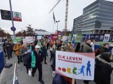 Rechter: 'Stichting Schreeuw om Leven mag flyeren bij abortuskliniek Almere'