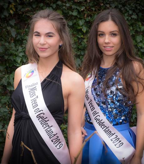 Komt de mooiste Miss Teen 2019 uit Groesbeek of uit Malden?