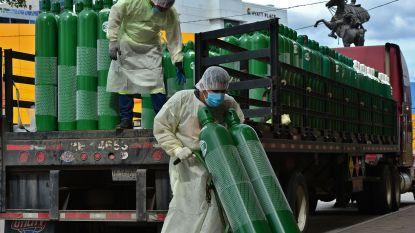 """WHO waarschuwt voor krappe voorraad medische zuurstof: """"Door corona nood aan 620 miljoen liter per dag"""""""