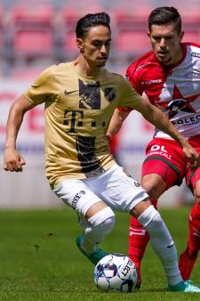 Othmane Boussaid laat zich gelden bij FC Utrecht. 'Dit jaar wil ik veel bereiken'