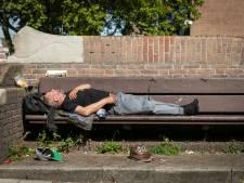 Aantal daklozen in Leiden stijgt, gemeente overweegt heropening Gebouw C