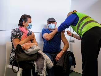 Kaap van 2 miljoen gevaccineerde Belgen gerond, 90 procent Vlaamse 85-plussers kreeg eerste prik