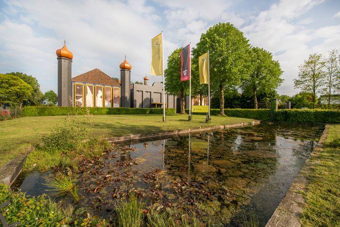 Jaiselings Palace in Wernhout